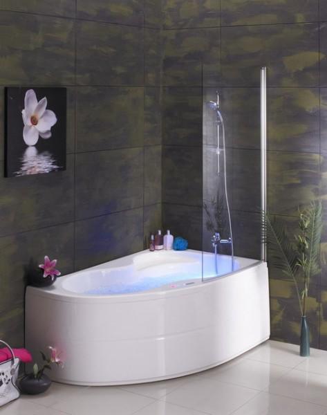 Ванна акриловая POOL SPA MISTRAL 170X105