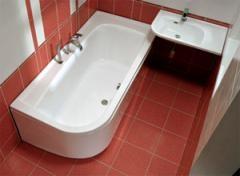Ванна акриловая Praktik 175x85 Ravak