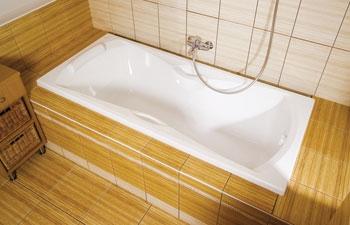 Ванна акриловая Sonata 170x75 Ravak