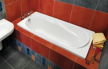 Ванна акриловая Vanda 160x70 Ravak