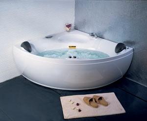 Ванна гидромассажная Apollo AT-0938 Размер: 152x152x60 см Исполнение: угловая