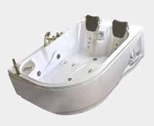 Ванна гидромассажная Iris TLP-631 L/R (180х120х66 см) Размер: 180x120x66 см Исполнение: правое, левое