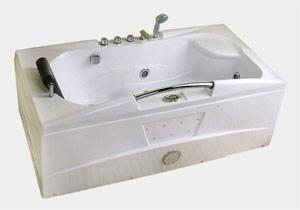 Ванна гидромассажная Iris TLP-633 (168х90х66 см) Размер: 168x90x66 см