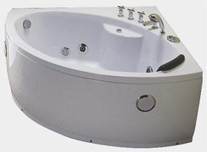 Ванна гидромассажная Iris TLP-636 (135х135х63 см) Размер: 135x135x63 см