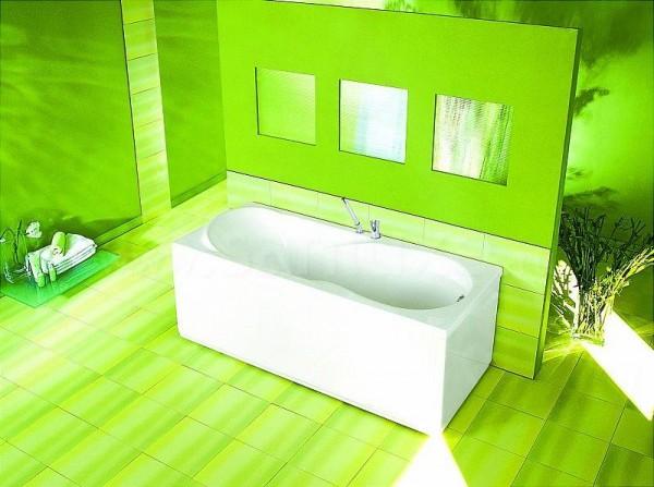 Ванна акриловая POOL SPA MUZA XL 160X75