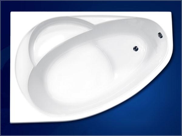 ванна Vagnerplast Flora L 150x100 (VPBA151FLA3LX-01/NO )