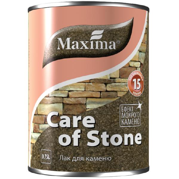 Лак для камня быстросохнущий Care of Stone TM Maxima
