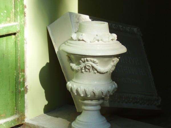 вазы архитектурные