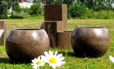 Вазы из натурального камня, Киев, Украина, от