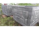Вазон бетонный уличный для садово паркового и дачного декора купить оптом у производителя.