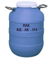ВД АК-111 Краска акриловая водно-дисперсионная, фасадная