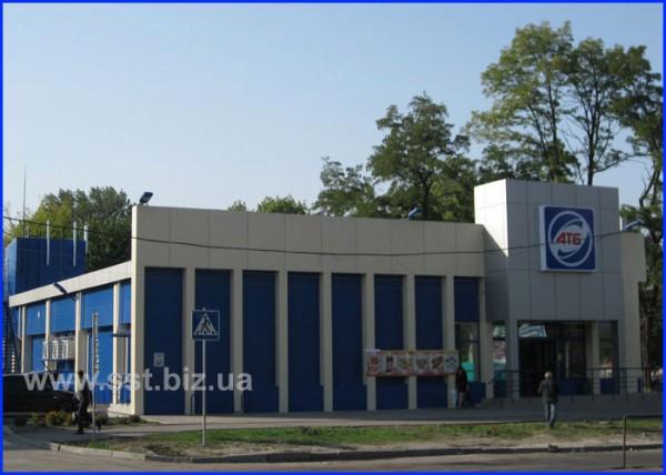Вентелируемый фасад с облицовкой алюминиевыми композитными панелями Alufas (пр-во Украина)