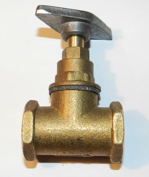 Вентиль муфт. Ш 15Б3р Ду 20 (хол. вода)