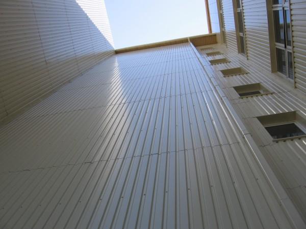 Вентилируемые фасады для торговых центров, магазинов, СТО, офисов