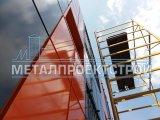 Фото  1 Вентилируемый фасад из металических кассет 2150799