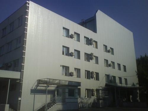 Вентилируемый фасад из профнастила