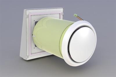 Вентиляционная система, рекуператор ReVenta. Монтируется внутри стен без воздуховодов.