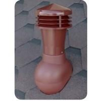 Вентиляционнный выход канализации, диам. -110мм, высота-500мм, монтаж под кровельное покрытие