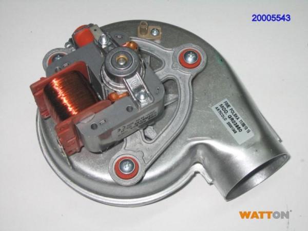Вентилятор для газового котла Beretta 24 кВт CIAO J, CITY J 20005543
