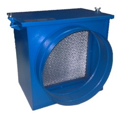 Вентилятор канальный ВК 100