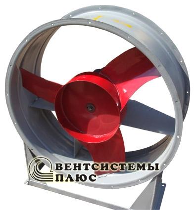 Вентилятор осевой ВО 06-300 для систем вентиляции