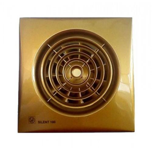 Вентилятор Silent 200 cz gold бесшумный