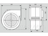 Фото  3 Вентилятор ВПА-380 G2E М+М производства Польша (MplusM WPA-380 G2E) 3745539