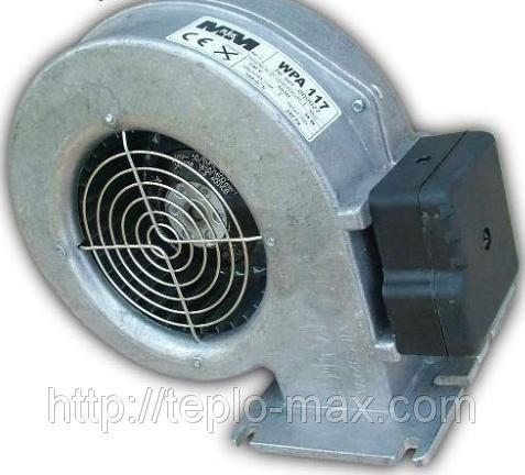 Фото  1 Вентиляторы для котлов на твердом топливе WPA-117 алюминиевый 1745412