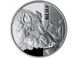 Фото  1 Вепрь серебро монета 5 грн 1973701