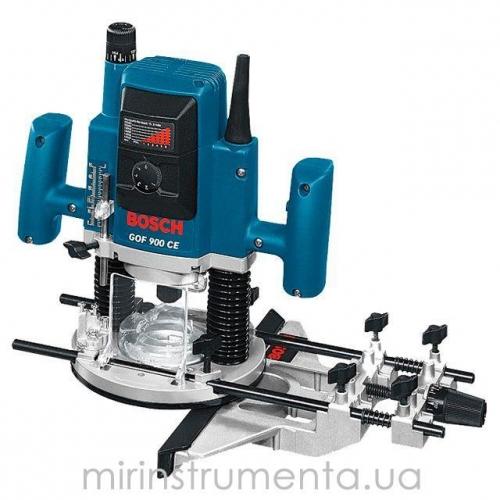 Вертикальная фрезерная машина Bosch GOF900CE NEW (0601614608)
