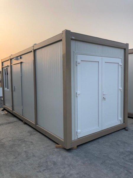 Фото 8 Новый офисно-бытовой контейнер Karmod K1001 339738