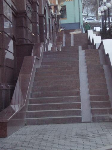 Входная группа гранит Ступени гранит Лестница гранит