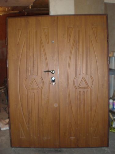 Входные двери 1300х2300