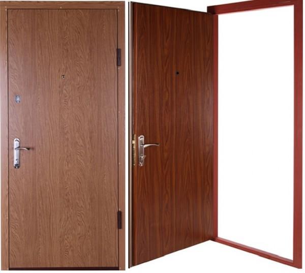 Входные двери «Эконом» 2040*1030*50 от производителя с замером, доставкой по Харькову и установкой.