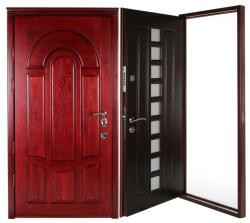 Входные двери «Элит» 2080*1050*100 от производителя с замером, доставкой по Харькову и установкой.