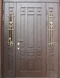 Входные двери любой сложности. По индивидуальному заказу и со склада в Киеве.