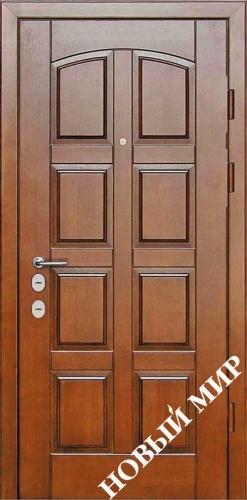 Входные двери металлические Новый мир Краматорск
