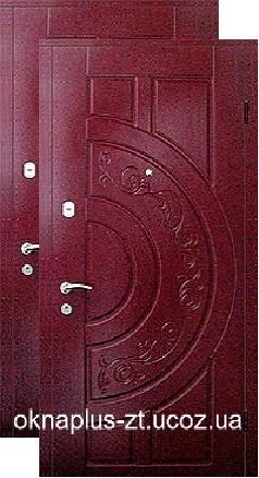 Входные двери с МДФ покрас