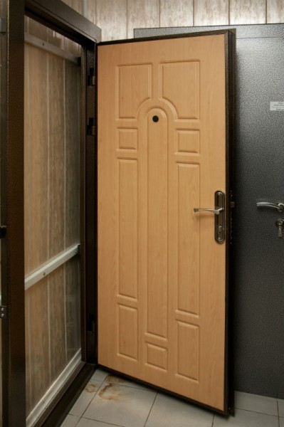 металлическая дверь металл 2 мм