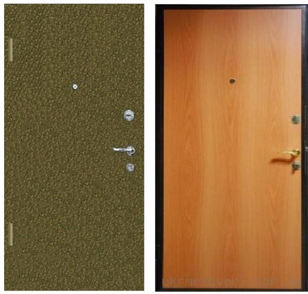 Входные двери «Вэст Нова» 2060*1030*80 для частн сектора от производителя с замером, доставкой по Харькову и установкой