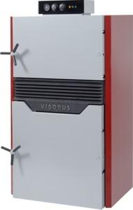 Viadrus HEFAISTOS P1 - 4 - твердотопливные пиролизные котлы