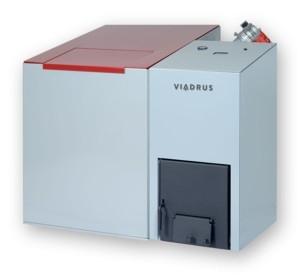 Viadrus Hercules ECO/ 5 ND - твердотопливный пеллетный котел