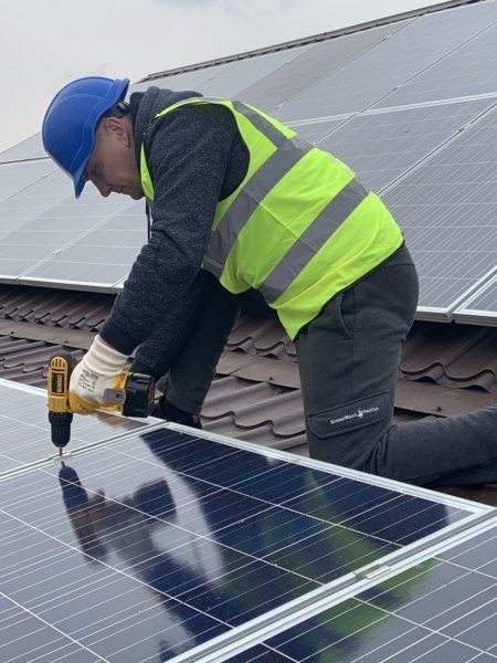 Фото  1 Монтаж солнечных электростанций, оформление зеленого тарифа 2099613