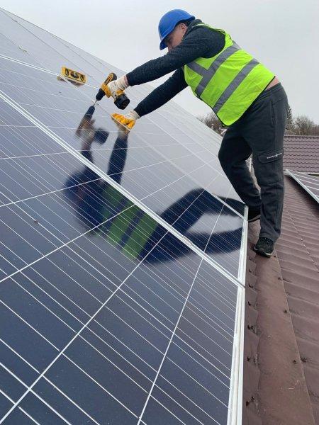 Фото 1 Монтаж солнечных электростанций, оформление зеленого тарифа 338825