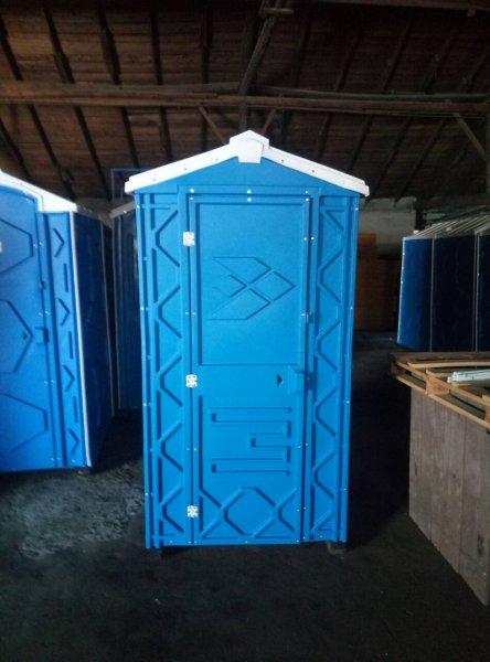 Фото  1 Биотуалет уличная кабина новая Доставка по Украине 967517