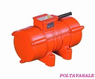 Вибратор площадочный (Россия) ИВ-104, 40В , / 42В, .380В 1500об/м 0,37 кВт