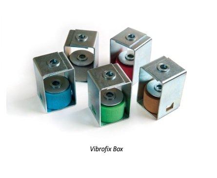 Фото 1 Кріплення для систем вентиляції Vibrofix Box 450 330182