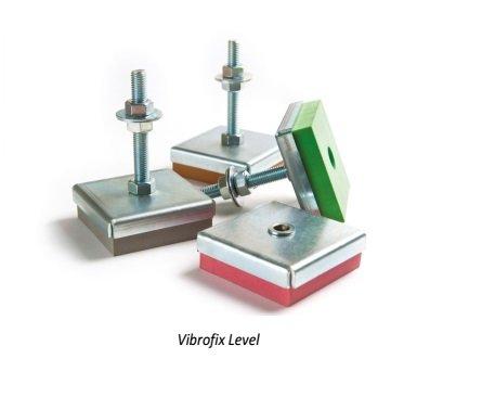 Фото  1 Опоры для оборудования регулируемые Vibrofix Level 450 1921146