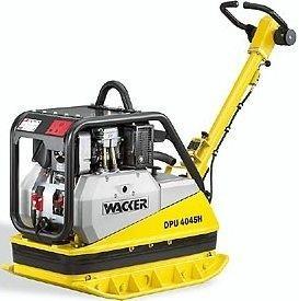 Виброплита Wacker DPU 5045H реверсивная (дизель, 405 кг, сила уплотнения 45 кН (4500 кг))