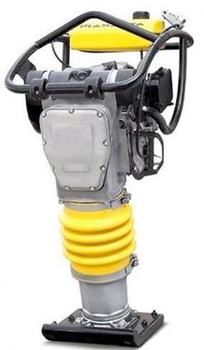 вибротрамбовка бензиновая 60–100 кг
